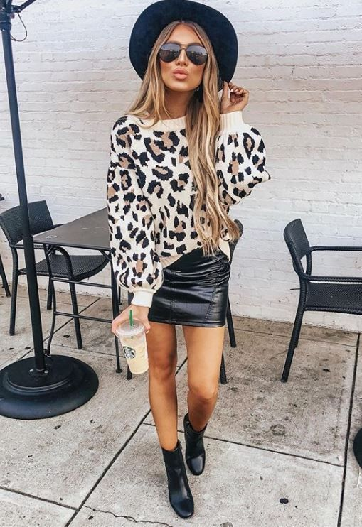 40 Fall Fashion 2018 Outfits To Copy From Fashion Influencers - Society19