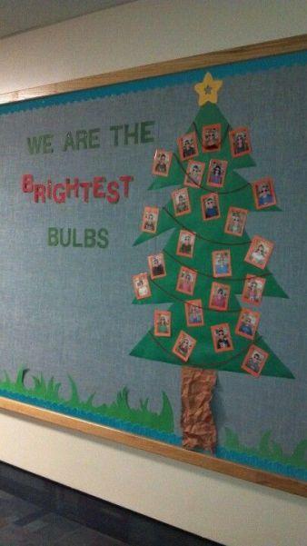 Pre-K Bulletin Board Ideas #decemberbulletinboards