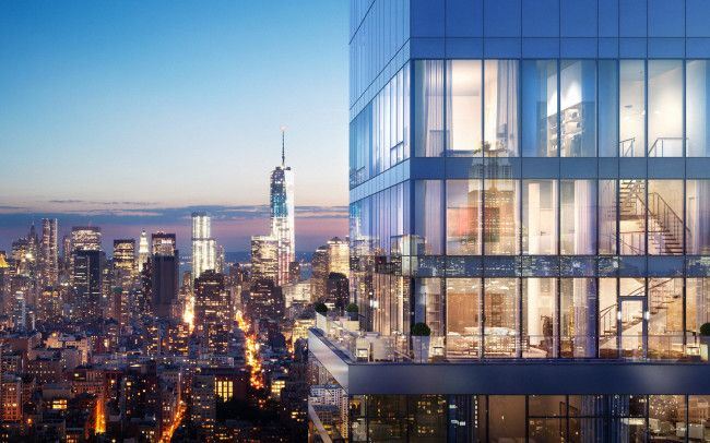 He Manhattan New York Penthouse For Sale At One Madison On 23 East