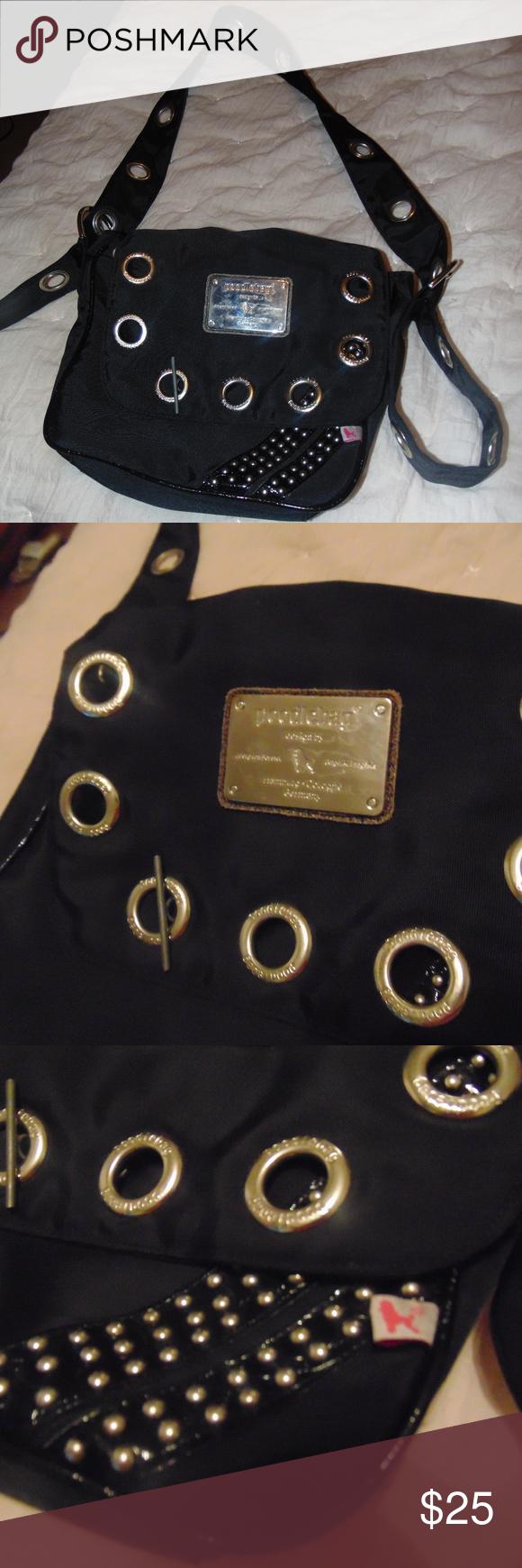 Poodle Bag Germany Unique Made In Crossbody Large Open Belt Strap