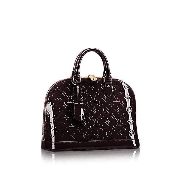 Louis Vuitton Noir Vernis