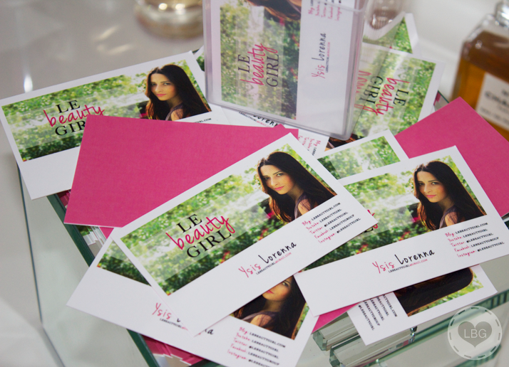 Beautiful card design from le beauty girl my blog business cards beautiful card design from le beauty girl my blog business cards by instant print colourmoves