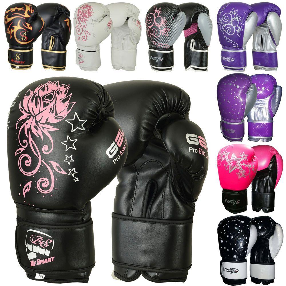 Besmart Kids Boxing Gloves Junior Mitts 4oz 6oz Punch Bag Children Mma Youth