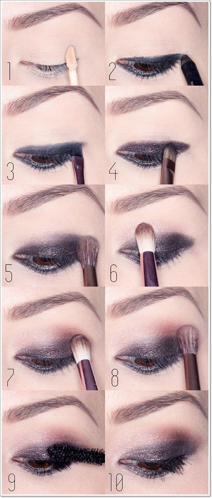 Photo of ▷ 1001 + techniques et produits top pour réaliser un maquillage smoky