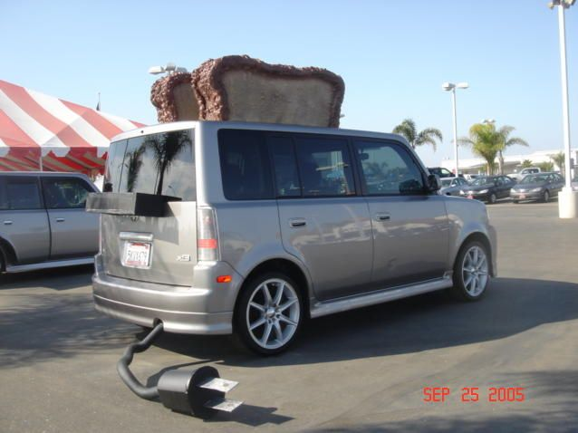 A Scion Toaster Pic Only Artcar