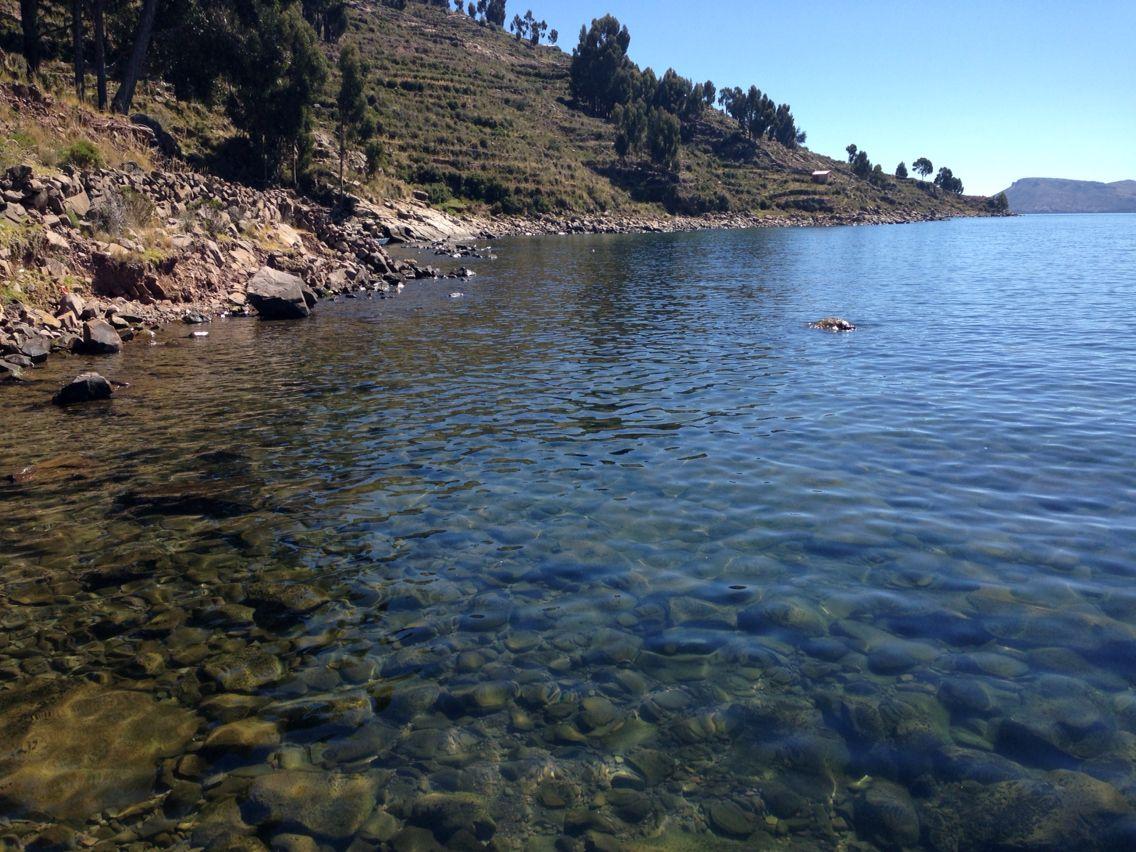 Lake Titicaca June 2015
