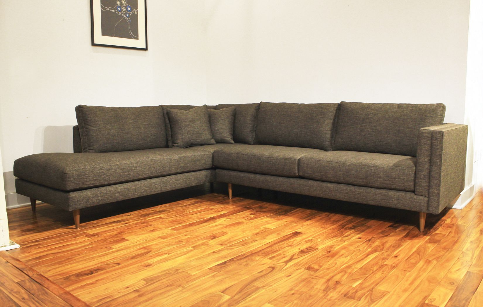 The Caulfield Sectional | couch | Modern couch, Couch ...