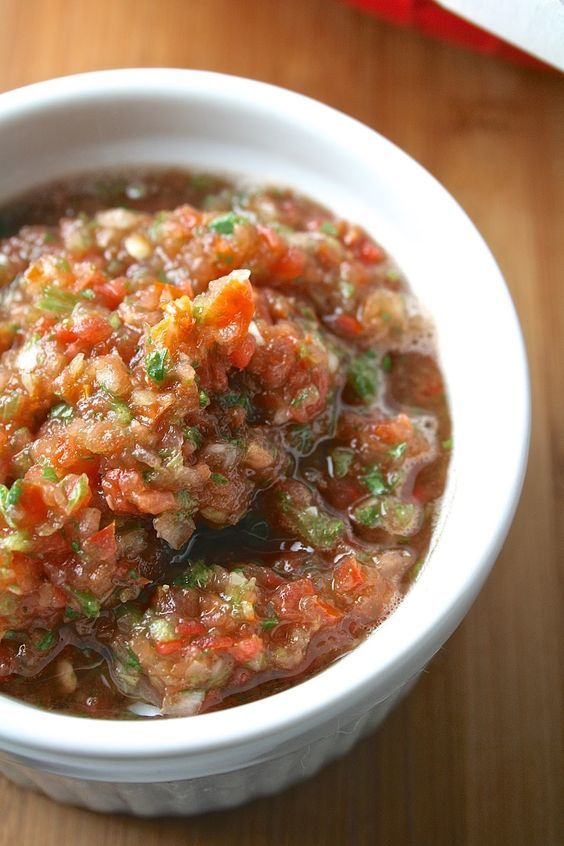 Copycat El Torito Salsa Recipe