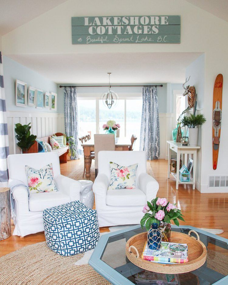 45 Beautiful Coastal Decorating Ideas For Your Inspiration living