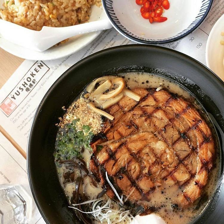 Keep tagging us in your photos with the hashtag #bookymanila Ramen - invitation maker in alabang town center