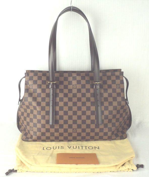 Louis Vuitton - Damier Ebene Canvas Chelsea Tote tas EUR 270.00 Meer  informatie bac329d7029