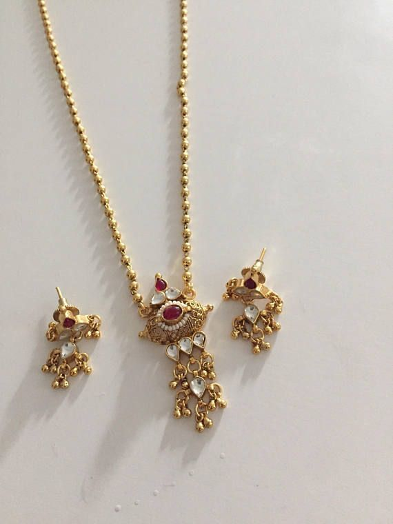 gold necklacepawnable pawnable p photo saudi lightweight weighted carousell light community on necklace