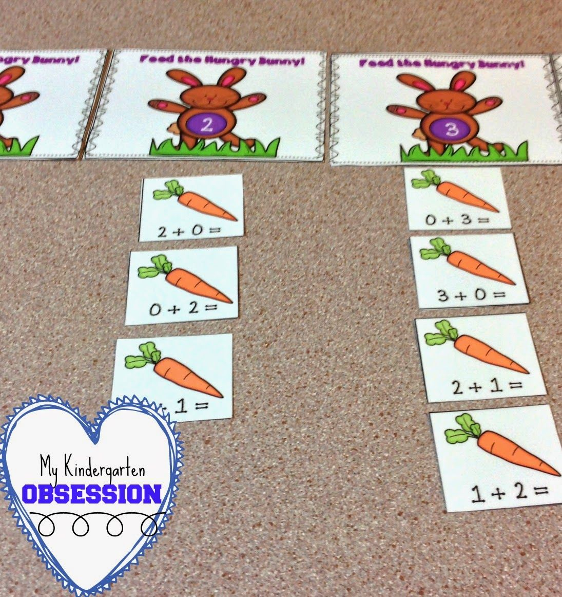 Easter Centers For Kindergarten And My Kindergarten Math