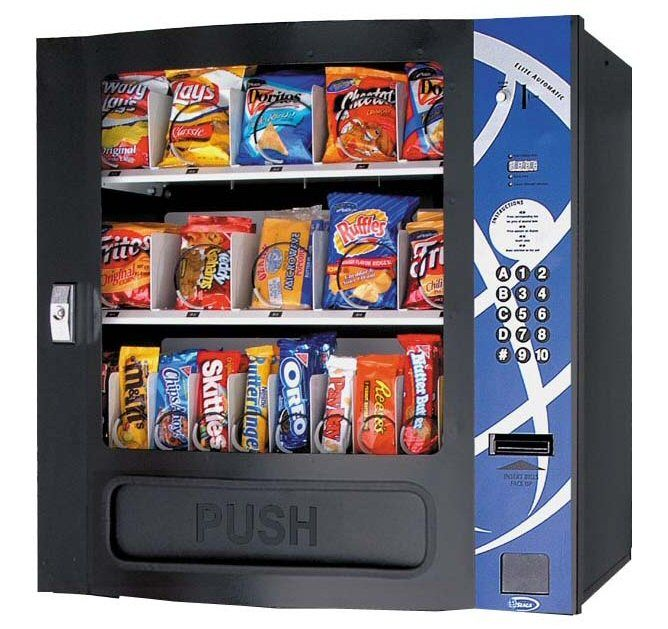 Seaga Sm16sb Small Snack Vending Machine Mini Vending Machine