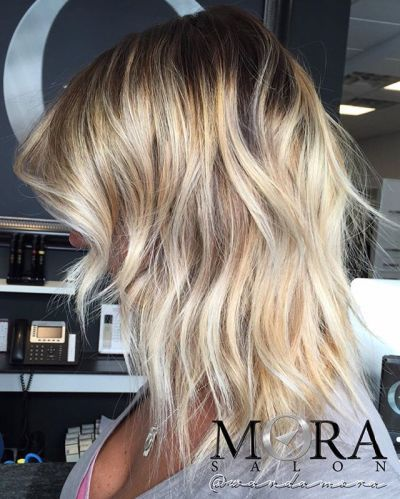 83 Latest Layered Hairstyles for Short, Medium and Long Hair ...