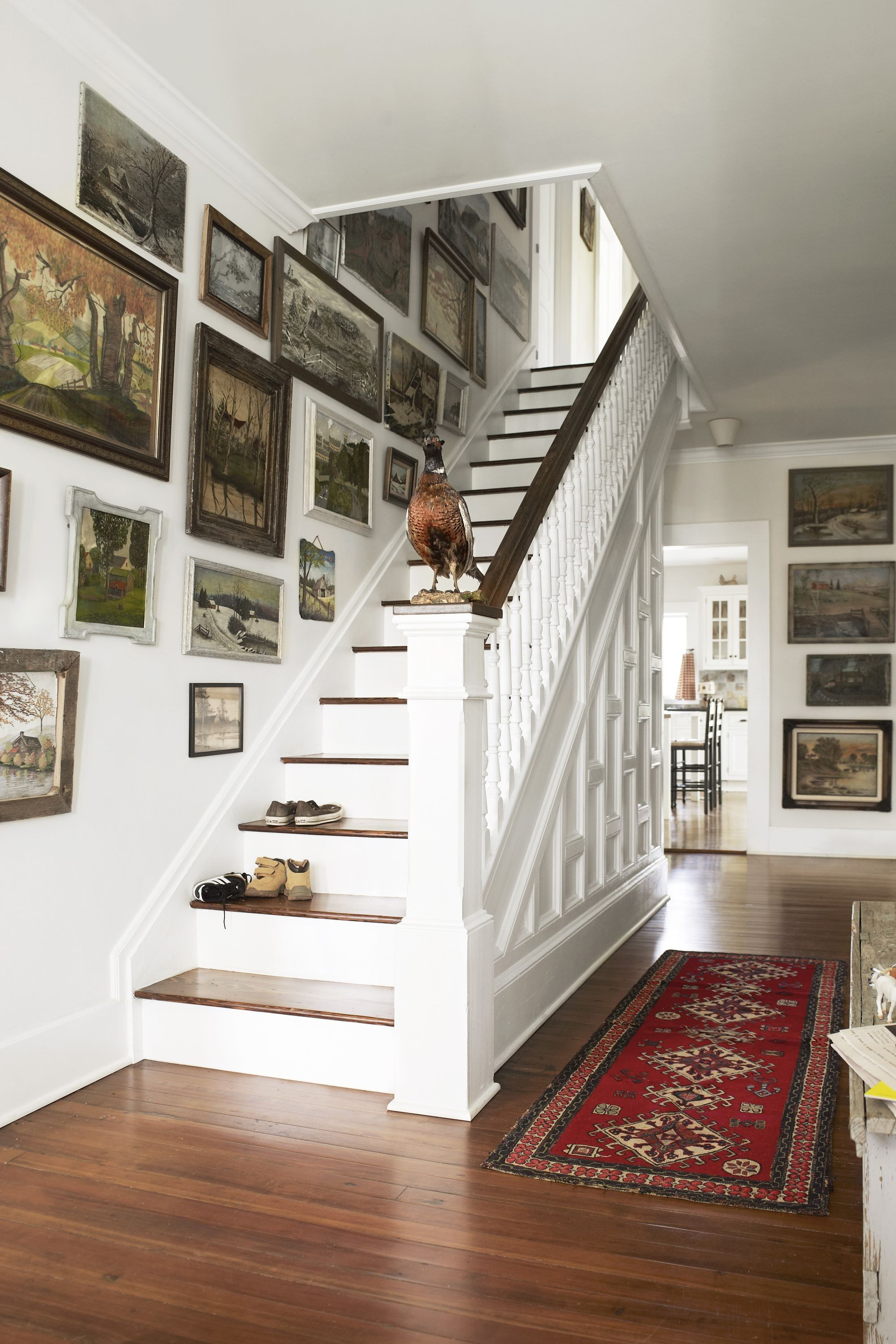 Best Image Result For Narrow Enclosed Staircase Project Old 400 x 300