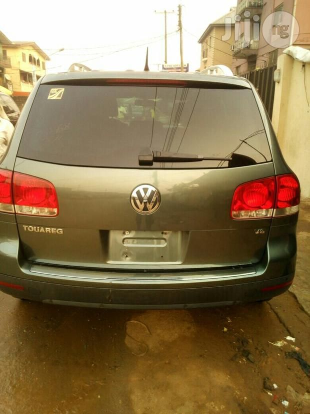 Volkswagen Touareg 2008 For Sale In Lagos Mainland Buy Cars From