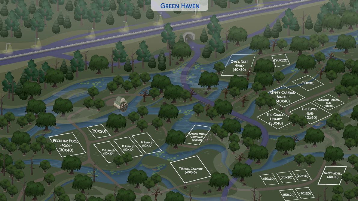 The community worlds project green haven by filipesims the sims 4 the community worlds project green haven by filipesims gumiabroncs Choice Image