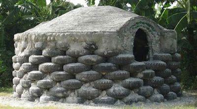 14 Tire Homes Ideas Earthship Earth Homes Cob House