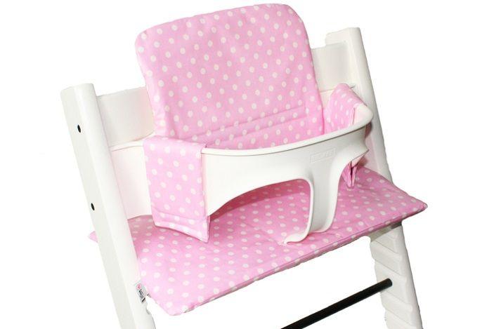 Licht Roze Stoel : Geplastificeerde hoes voor stokke tripptrapp stoel. lichtroze met