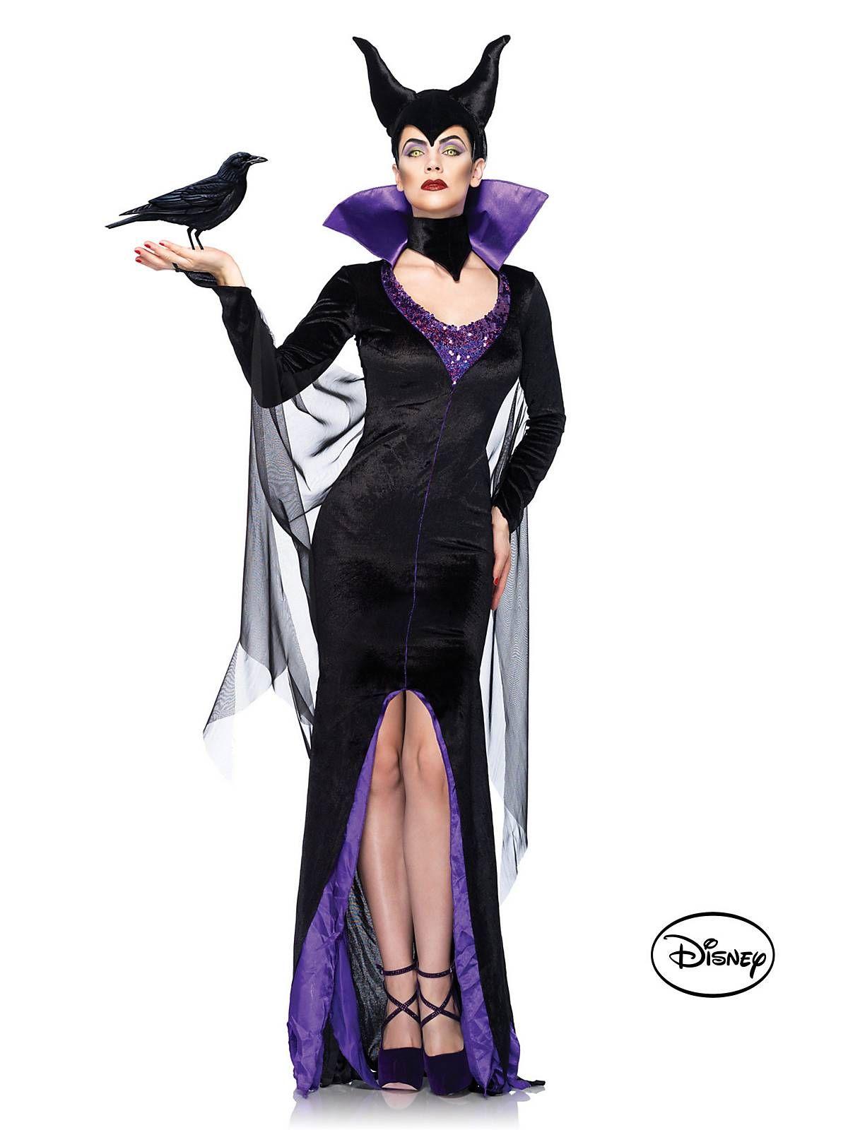 Sleeping Beauty Maleficent Disney Adult Costume See More