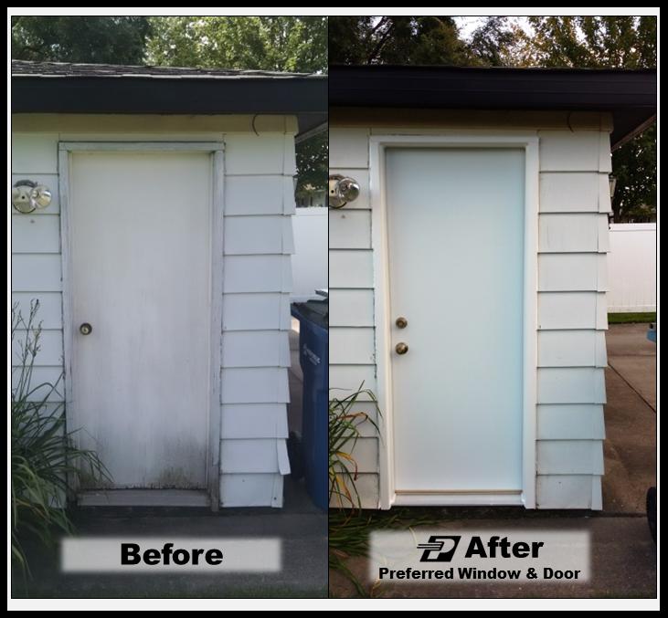 Door Replacement By Preferred Window And Door Window Installation Front Entry Doors Windows And Doors