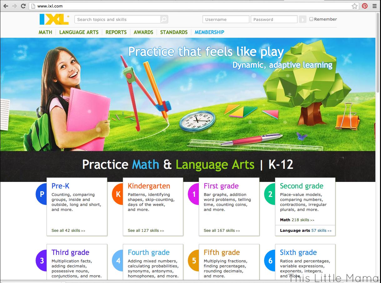 Ixl Practice Makes Perfect And Ixl Makes Math