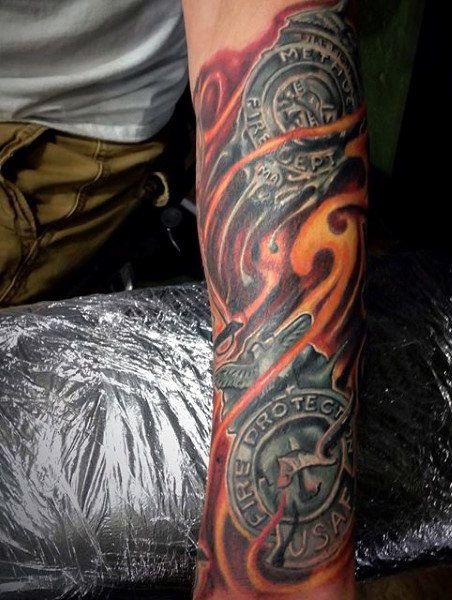 50 Firefighter Tattoos For Men Masculine Fireman Ideas Fire Fighter Tattoos Firefighter Tattoo Sleeve Firefighter Tattoo,Simple System Design Document Example