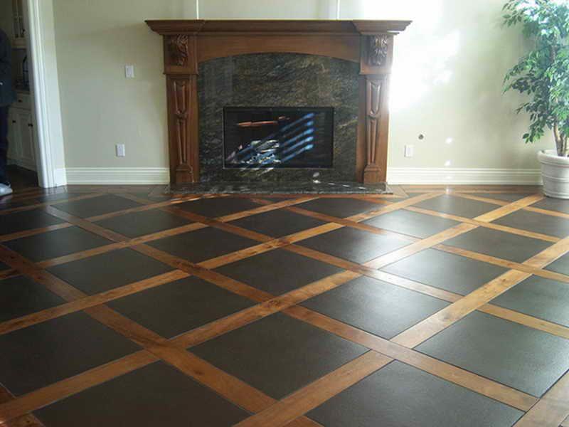 Flooring Creative Diy Flooring Ideas How To Install Diy