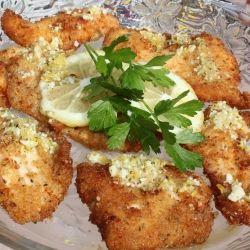 Lemon Reggiano Chicken Recipe by curtsdelectables