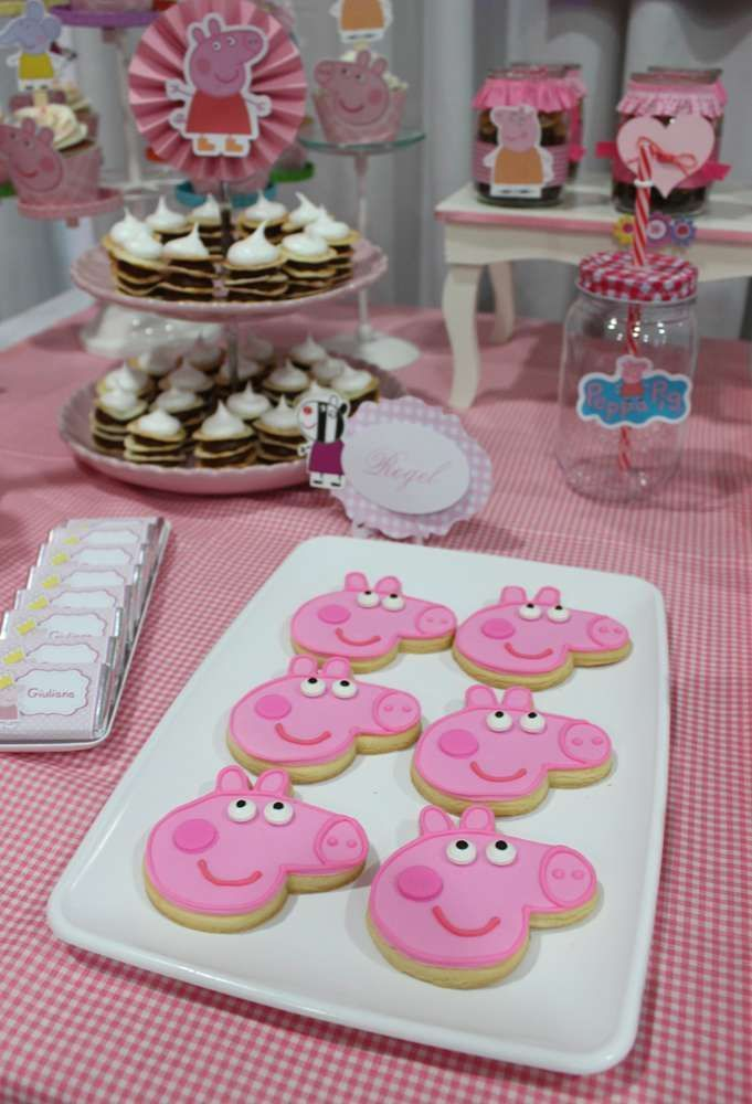 Peppa Pig Birthday Party Ideas | Photo 2 of 12 #peppapig