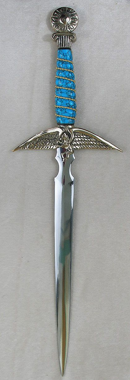 This is the dagger my necklace turns into.