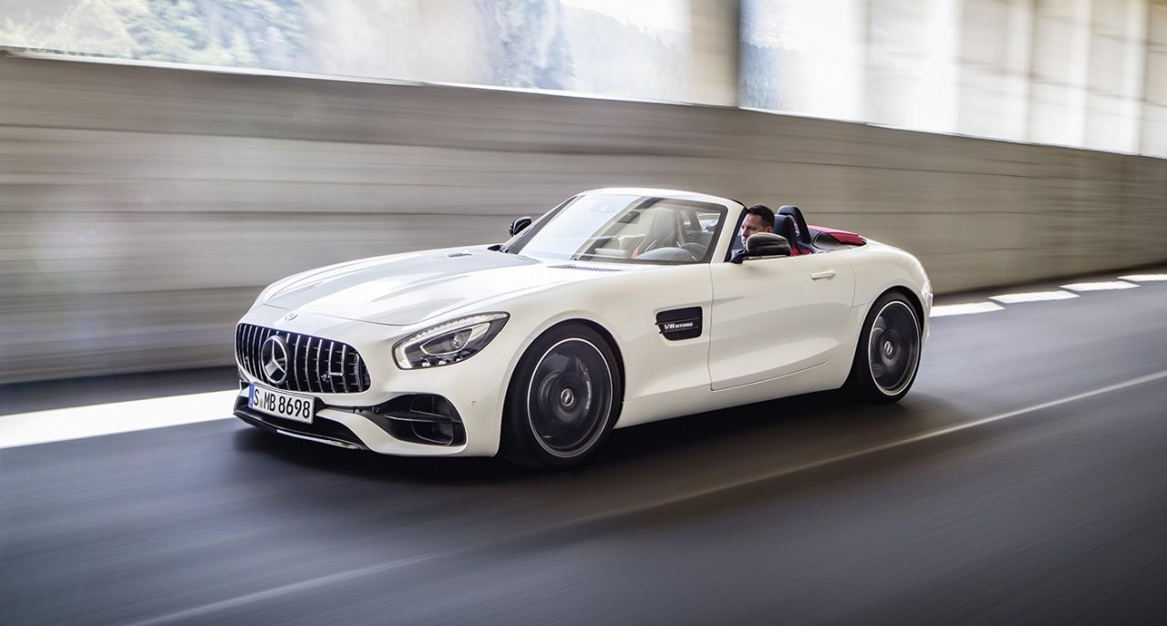 From Beauty To The Beast Mercedes New Amg Gt Roadster Revealed