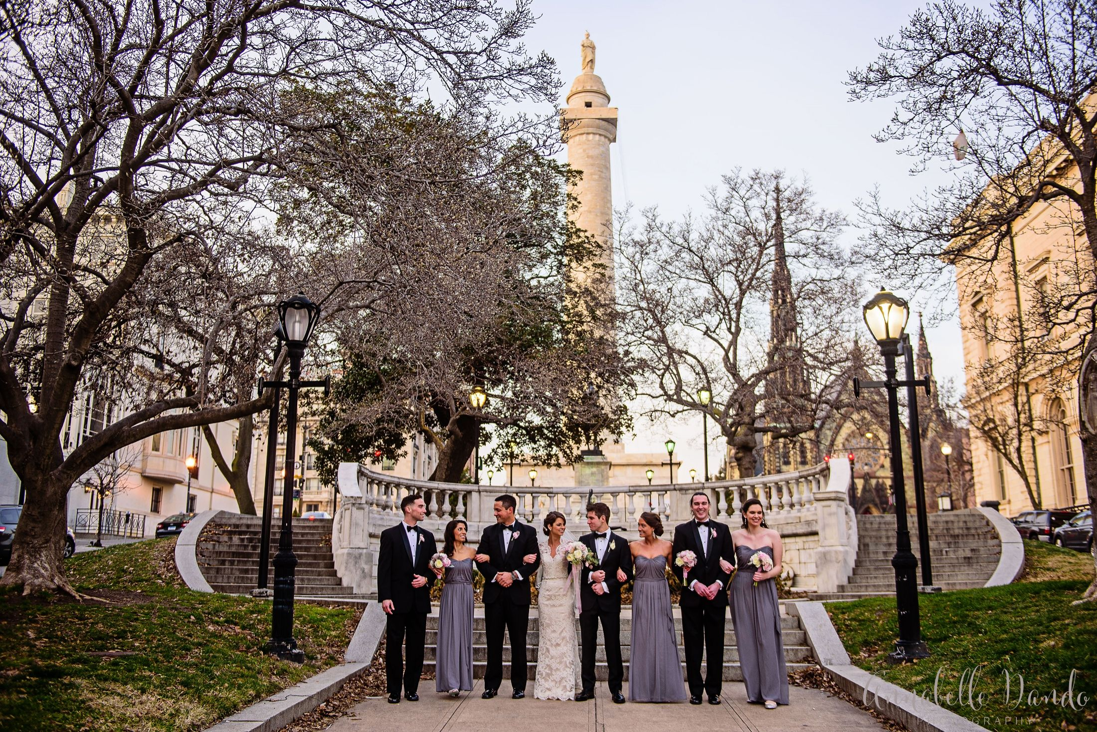 Corpus Christi and Peabody Library Wedding in Baltimore : Ashley and Bryan