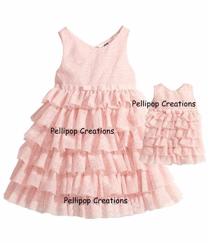 499455a76 h&m vestidos bautizo / fiesta bebe / niña 3-4 5-6 años | Moda para ...