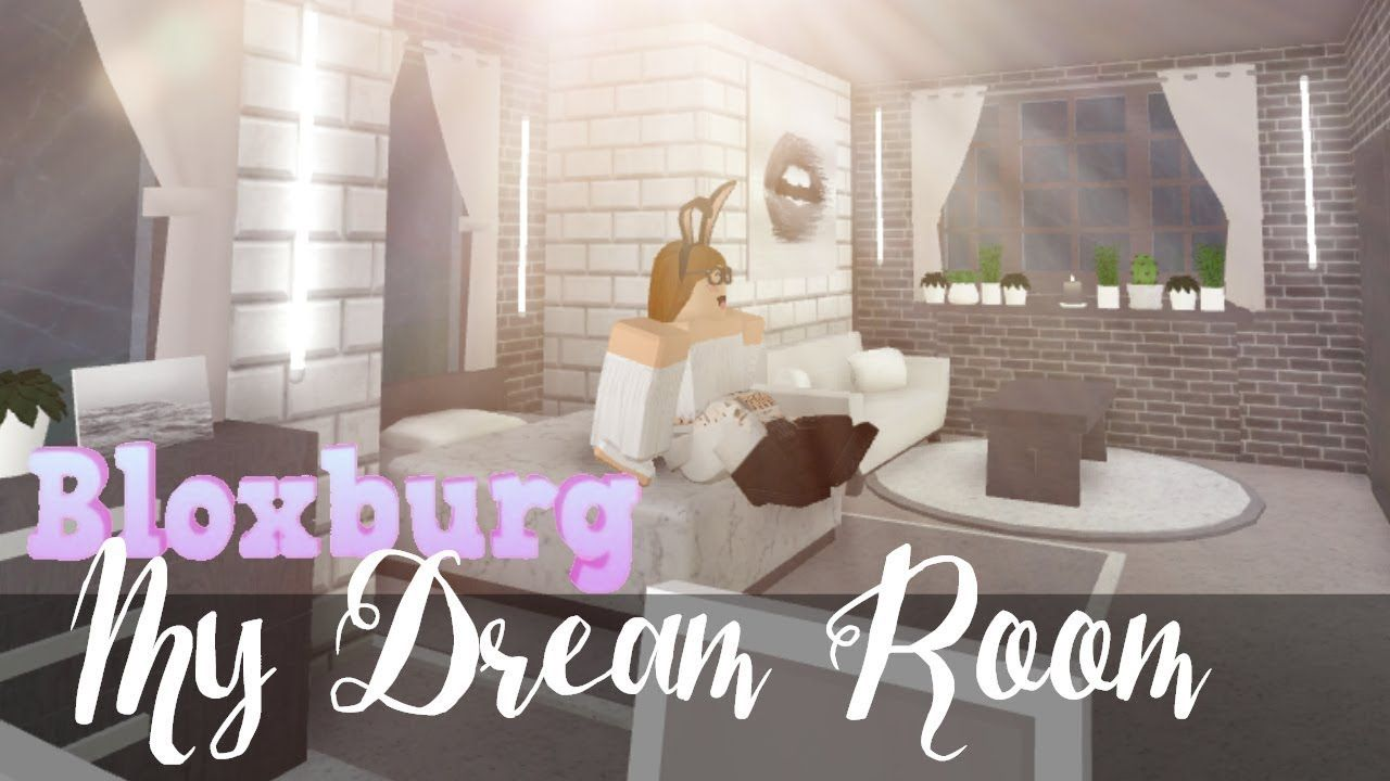 Bloxburg My Dream Bedroom Living Room Wall Decor Ideas