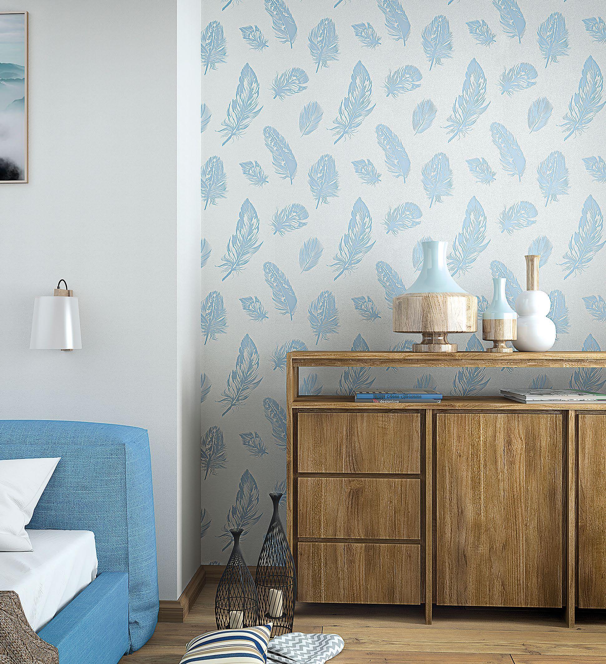 Asian Paints Nilaya April 2020 Wallpaper Designs For Walls Living Room Decor Modern Shelf Decorating Living Room