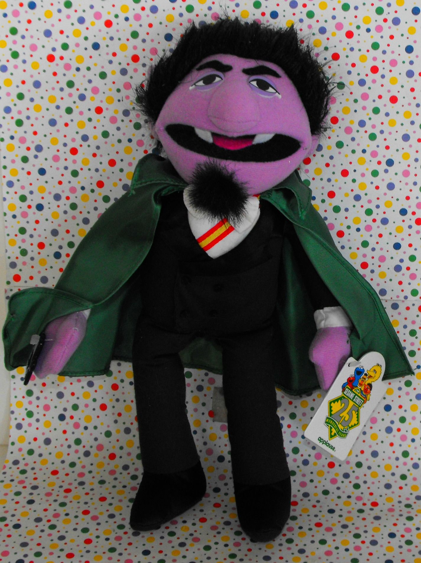 Coming Soon Sesame Street Count Von Count Doll Www
