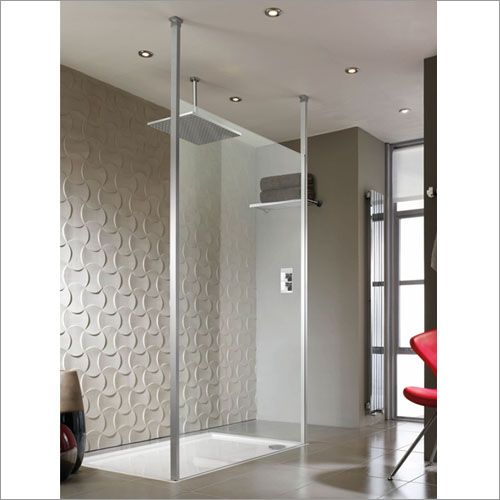 Bathroom Walk In Shower Enclosures Shower Enclosure Walk Through Shower
