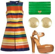 Bring brightness to your day with striking outfits from Miss Peachy