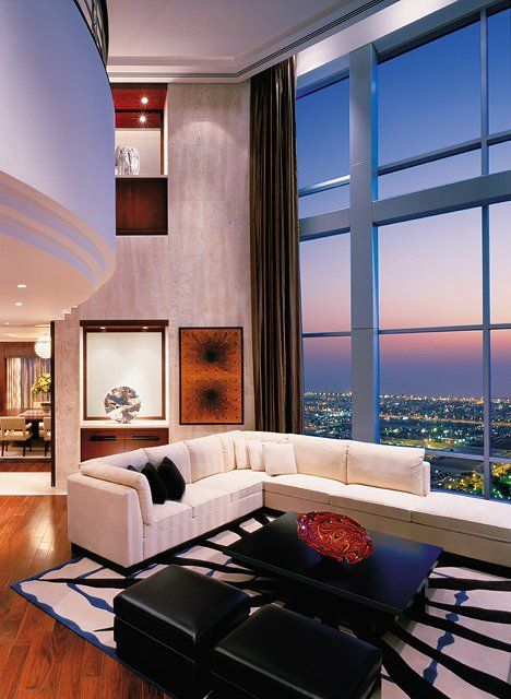 My ideal living room! Home Ideas?!?! Pinterest Penthouses