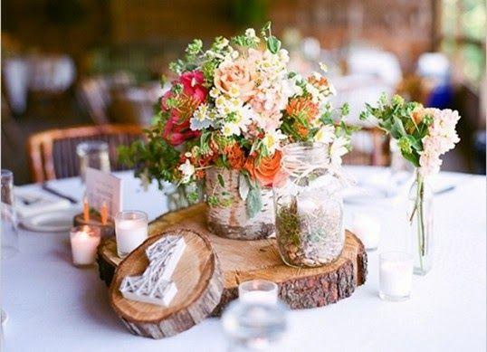 Wedding Ideas Blog Lisawola Unique Rustic Wedding Reception Party