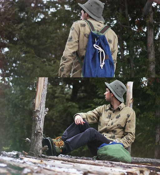 """""""Ready for Adventure"""" outfit by Bobby Raffin on Lookbook."""