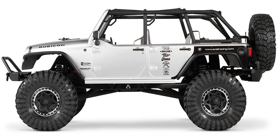 Axial scx10 2012 jeep wrangler unlimited rubicon 110th