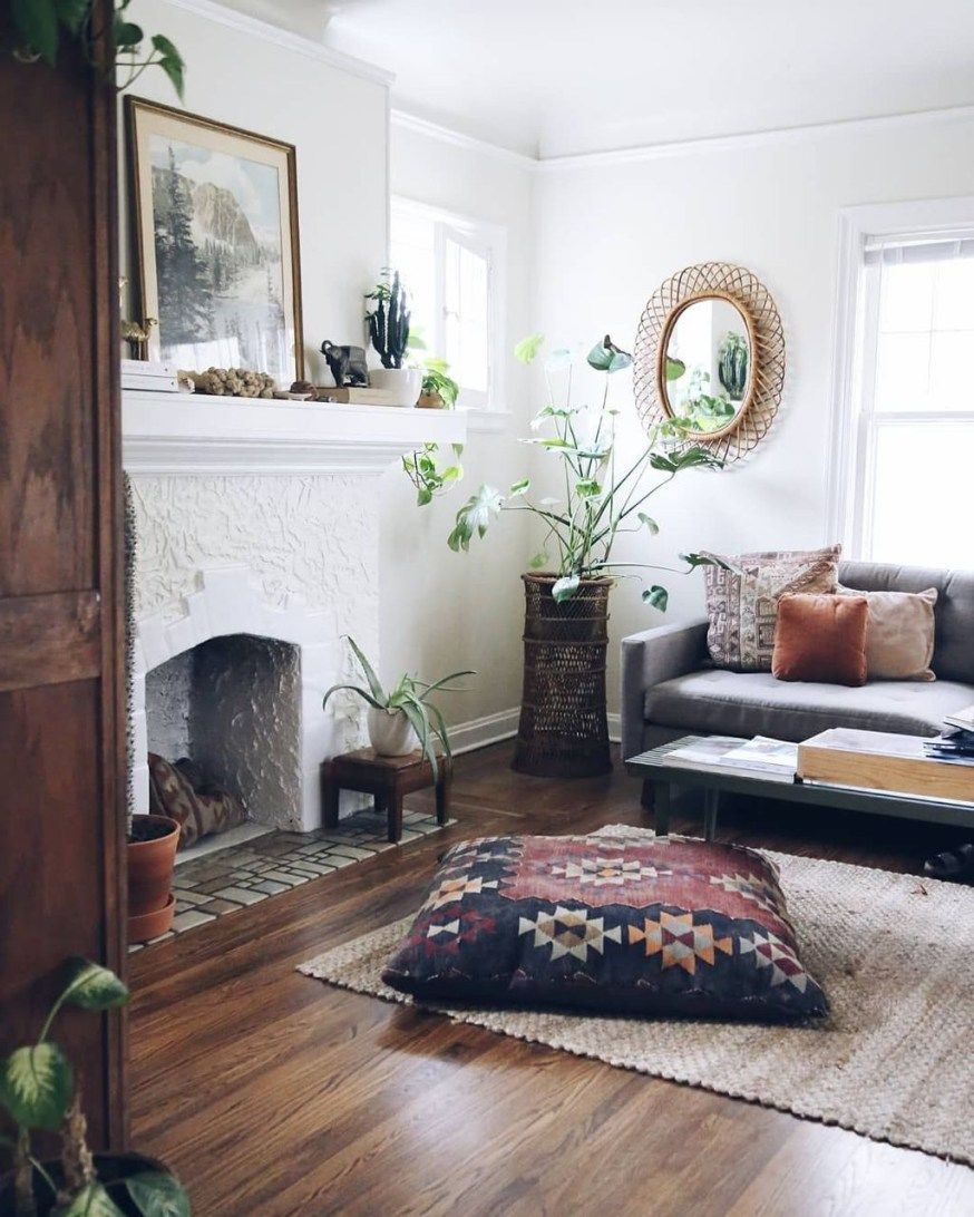 9 Awesome Living Room Design Ideas: Awesome Farmhemian Decor Ideas To Apply Now 26