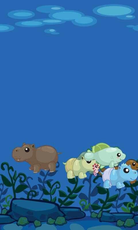 Aqua pets love