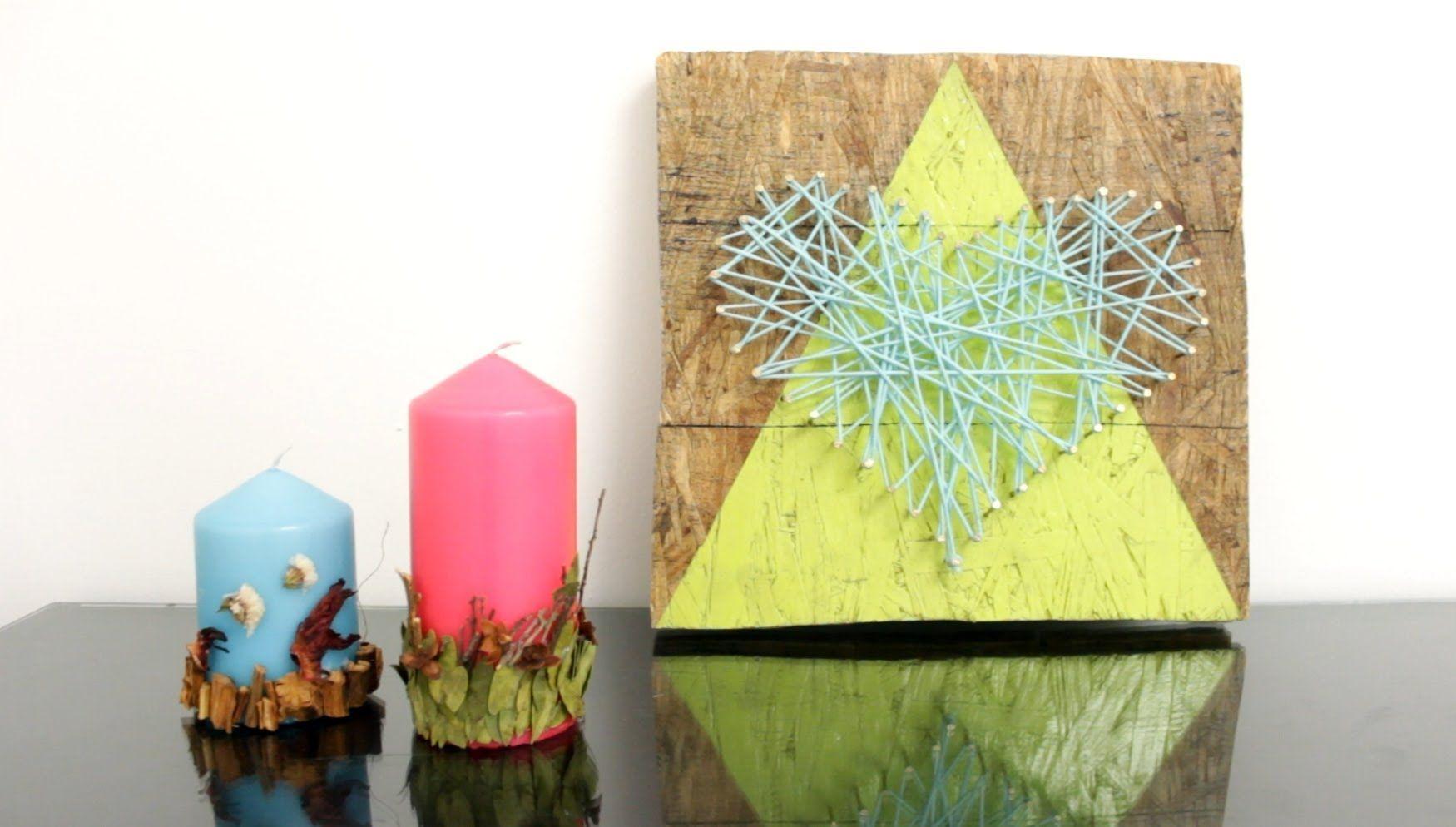 Ideas para decorar la habitación / Ideas para decorar mi ... on Room Decor Manualidades Para Decorar Tu Cuarto id=51848