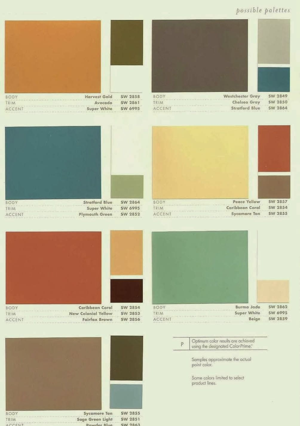 Mid Century Modern Homes Exterior Paint Color Mid Century Modern