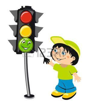 Traffic Light Cartoon Cliparts Stock Vector And Royalty Free Traffic Light Cartoon Illustrations Cute Cartoon Boy Cartoon Boy Cartoon Illustration