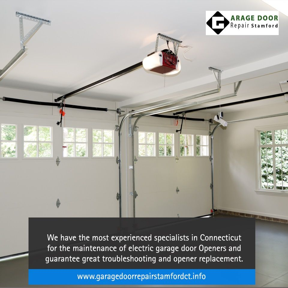 We Have The Most Experienced Specialists In Connecticut For The Maintenance Of Electric Garage Do Garage Door Repair Service Electric Garage Doors Garage Doors
